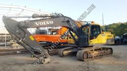 Kettenbagger Volvo EC 250 DNL mit MS21