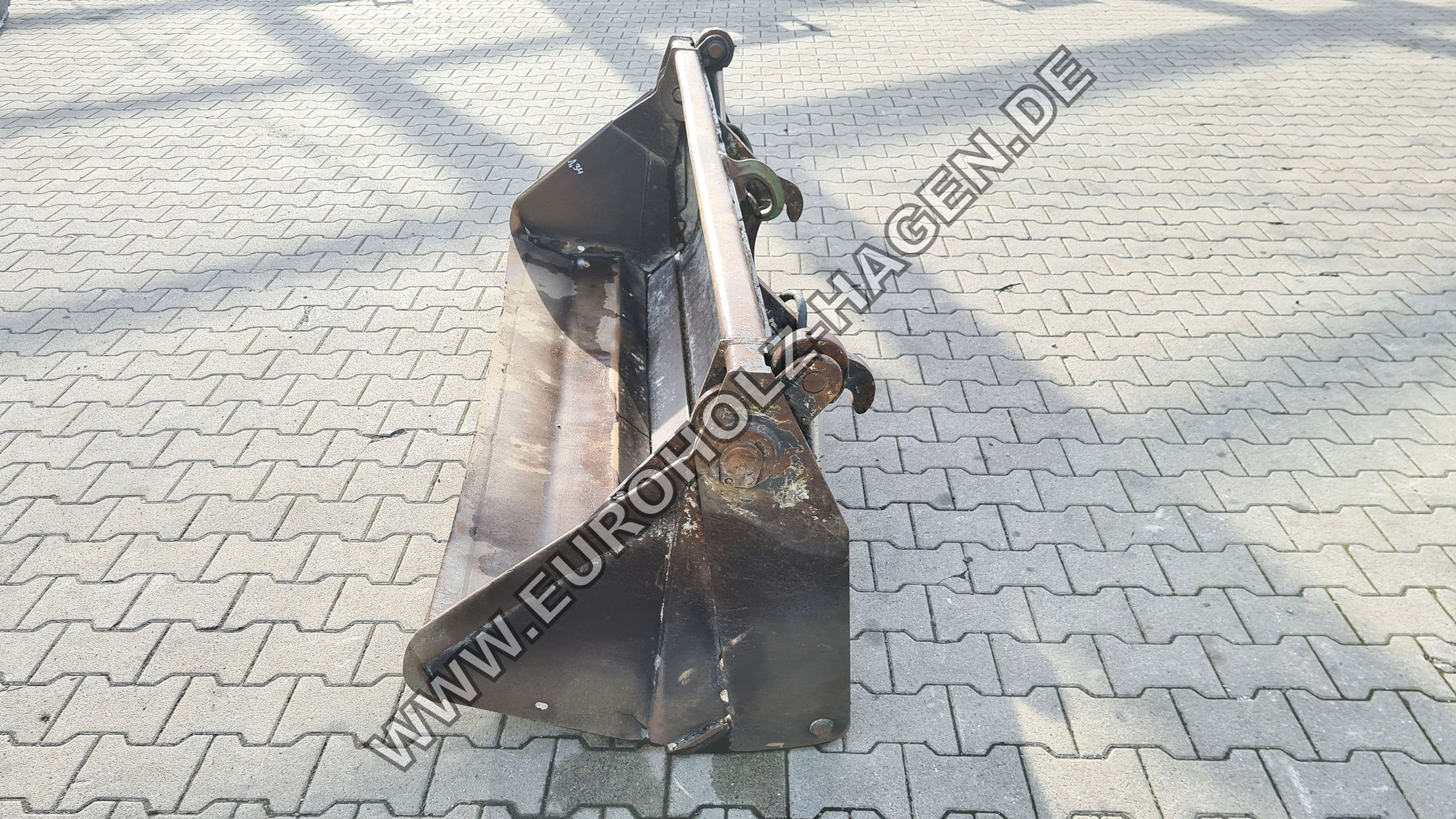 hydraulische Klappschaufel passend für Atlas 75E 75 E bucket