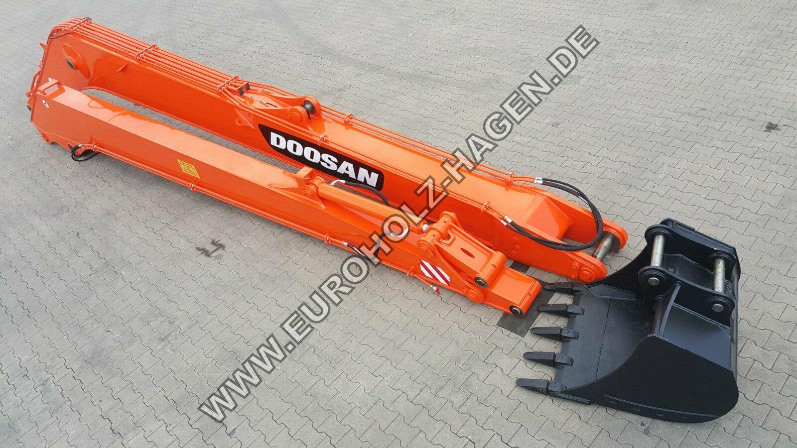 LONG REACH Ausleger passend für Doosan DX225