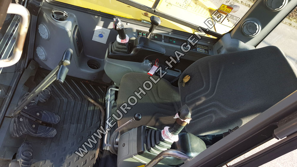 Minibagger Volvo ECR88 mit MS08