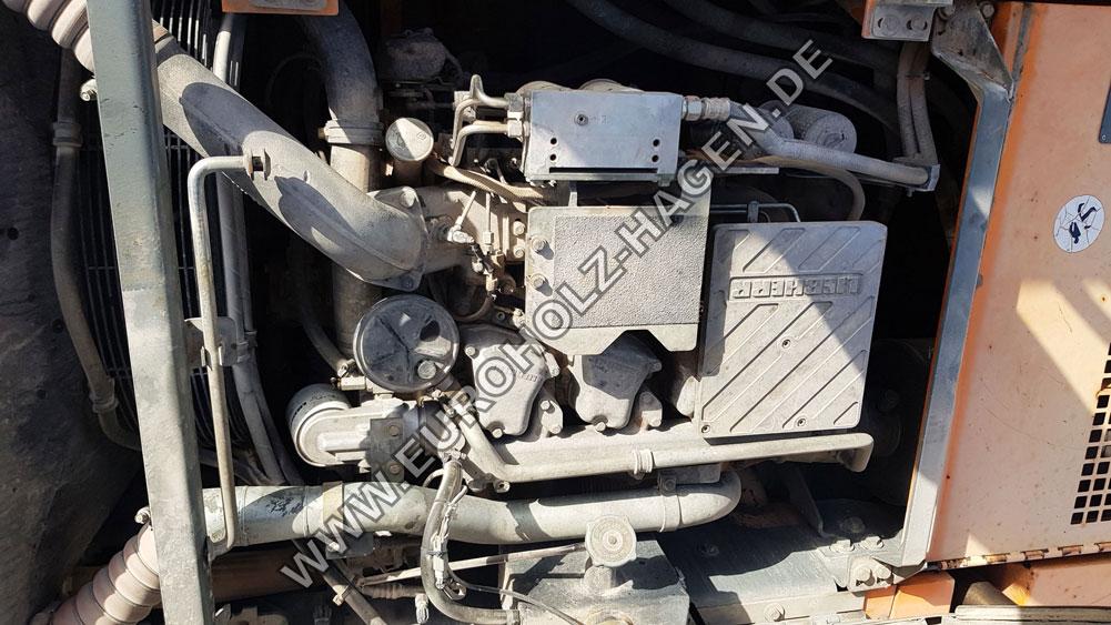Kettenbagger Liebherr R 924 B HDSL Litronic mit SW SW48