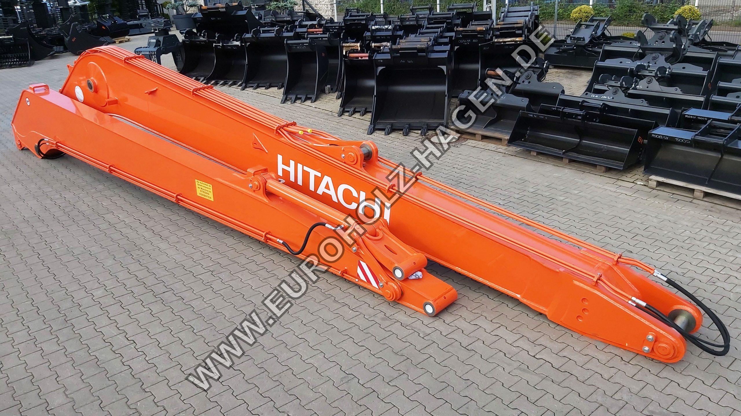 Long Reach Hitachi ZX 280 18m 1
