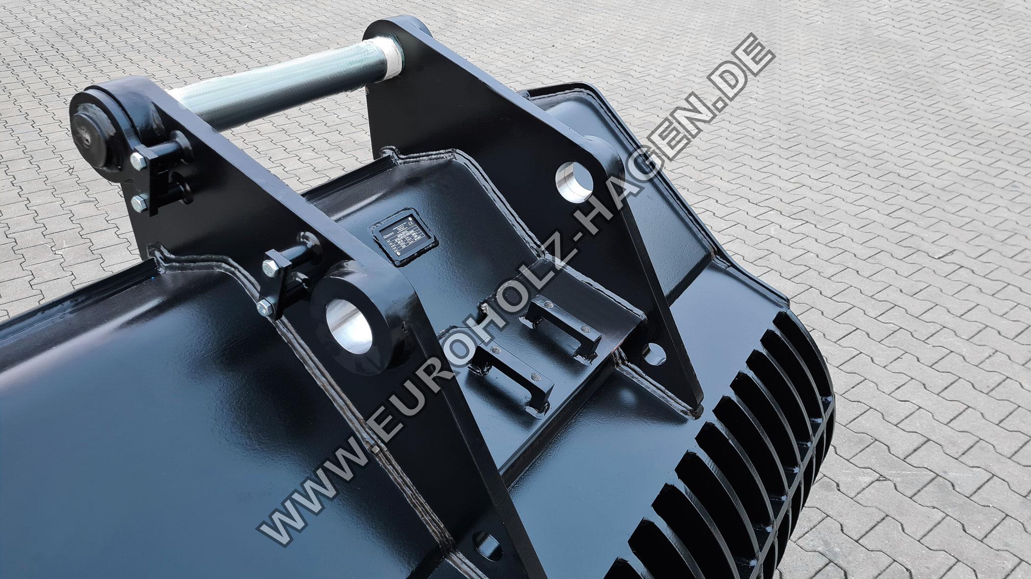 Sieblöffel passend für Liebherr SW48 1600 mm Kat. 4 EH