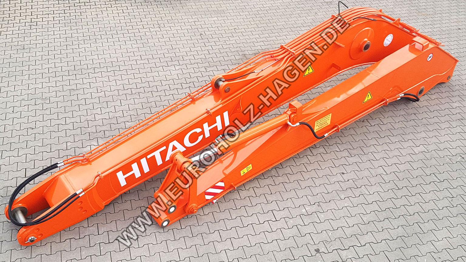 12 m Long Reach for Hitachi ZX210