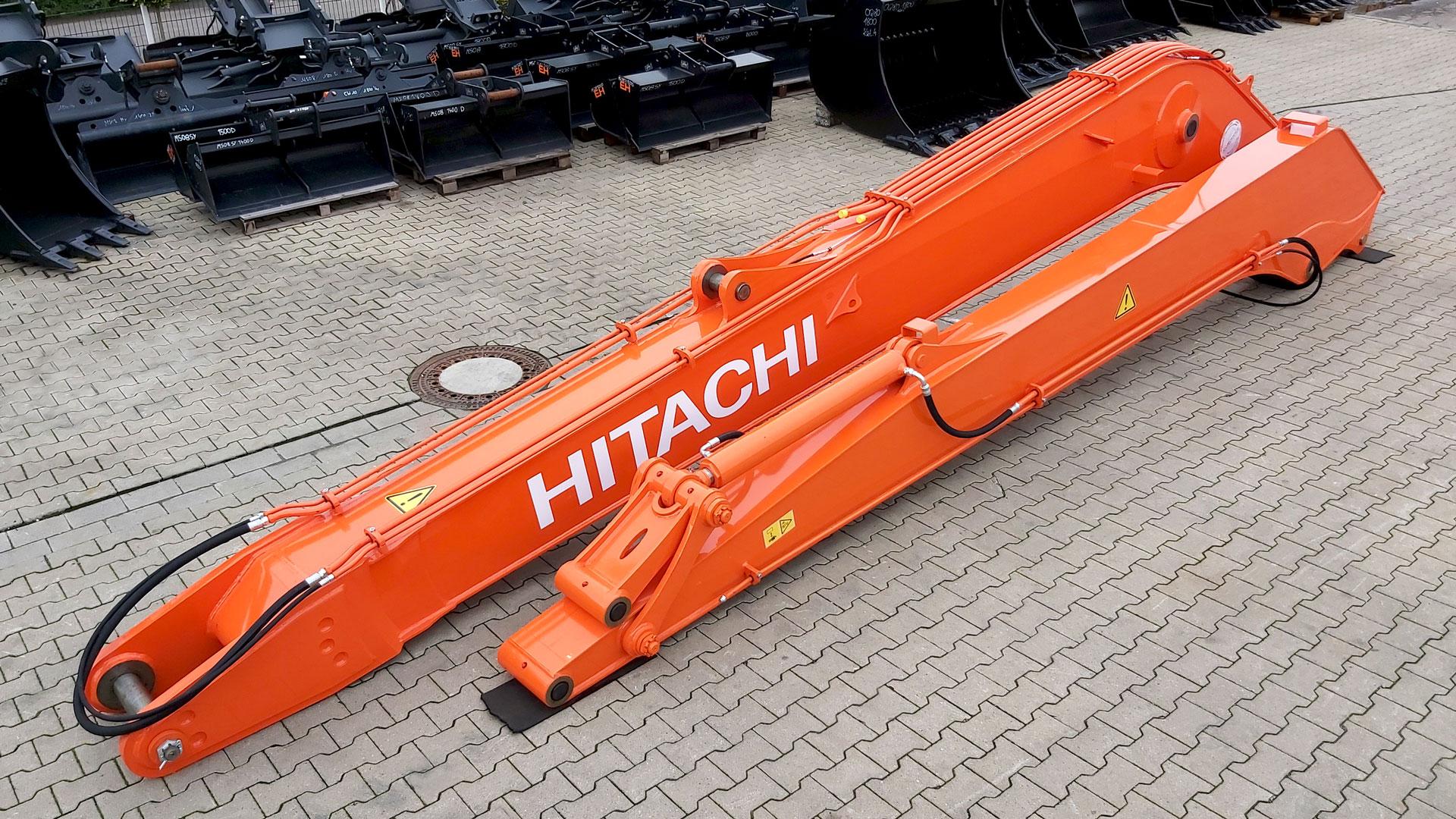 14 m Long Reach passend für Hitachi ZX210