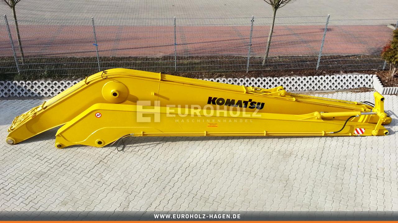 16 m Long Reach for Komatsu PC350