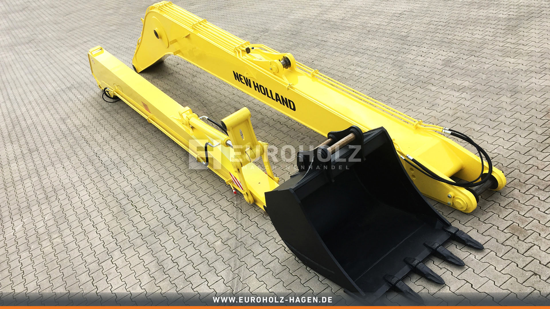 16 m Long Reach for New Holland 305C