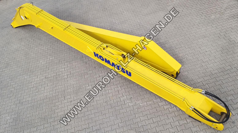 18 m Long Reach for Komatsu PC240