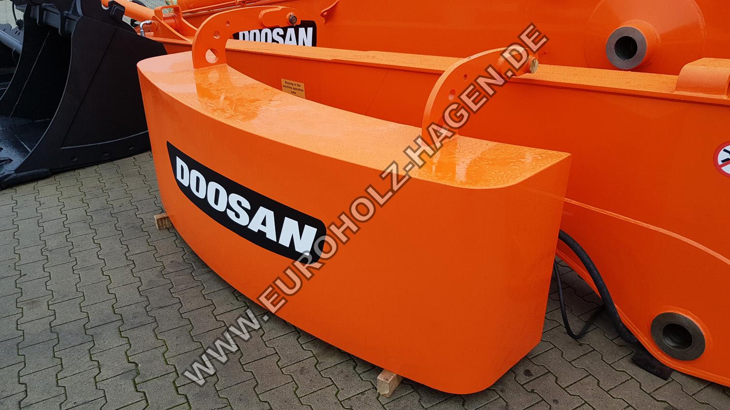 18 m Long Reach passend für Doosan DX530