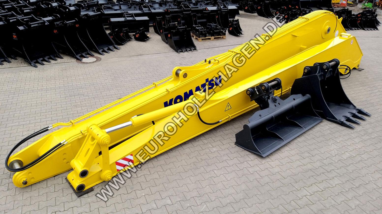 18 m Long Reach passend für Komatsu PC290