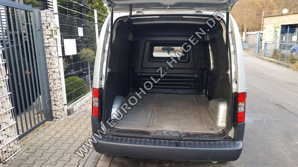 LKW Opel Combo Erdgas