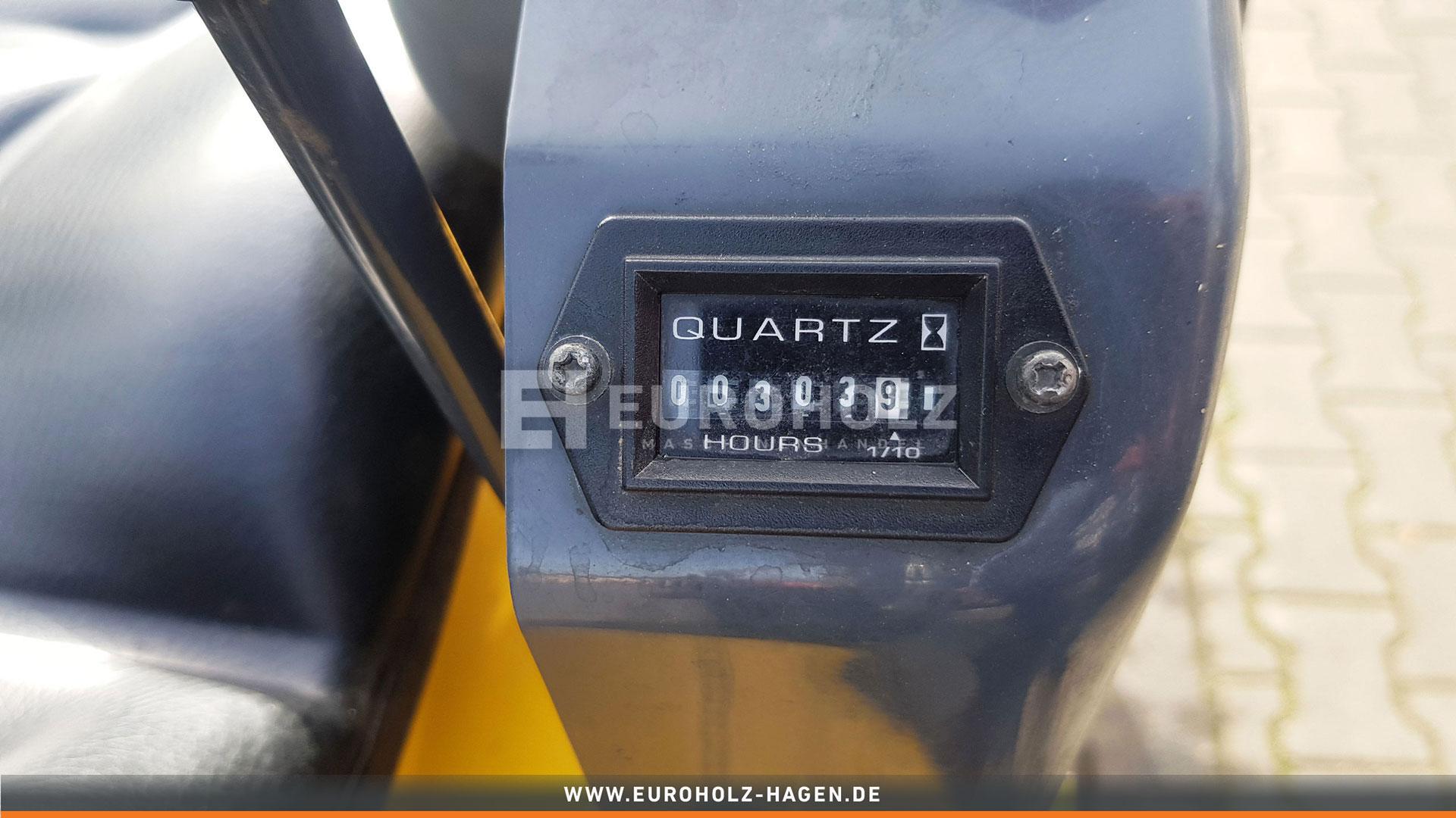 Minibagger New Holland E 10 SR mit MS01 nur 303 Bh