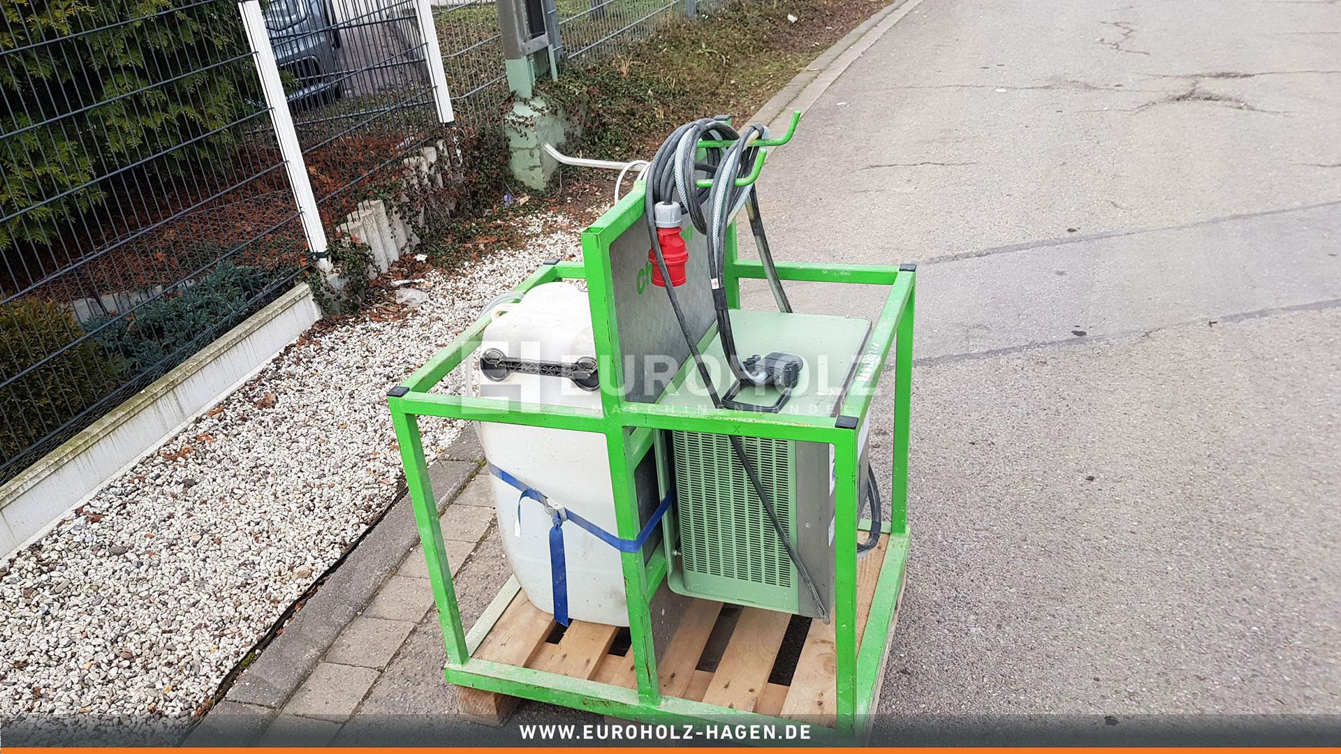 Radlader Wacker WL 20 e Elektro
