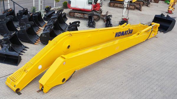 22 m Long Reach passend für Komatsu PC450