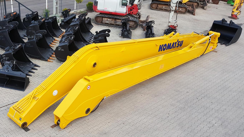 22 m Long Reach for Komatsu PC450