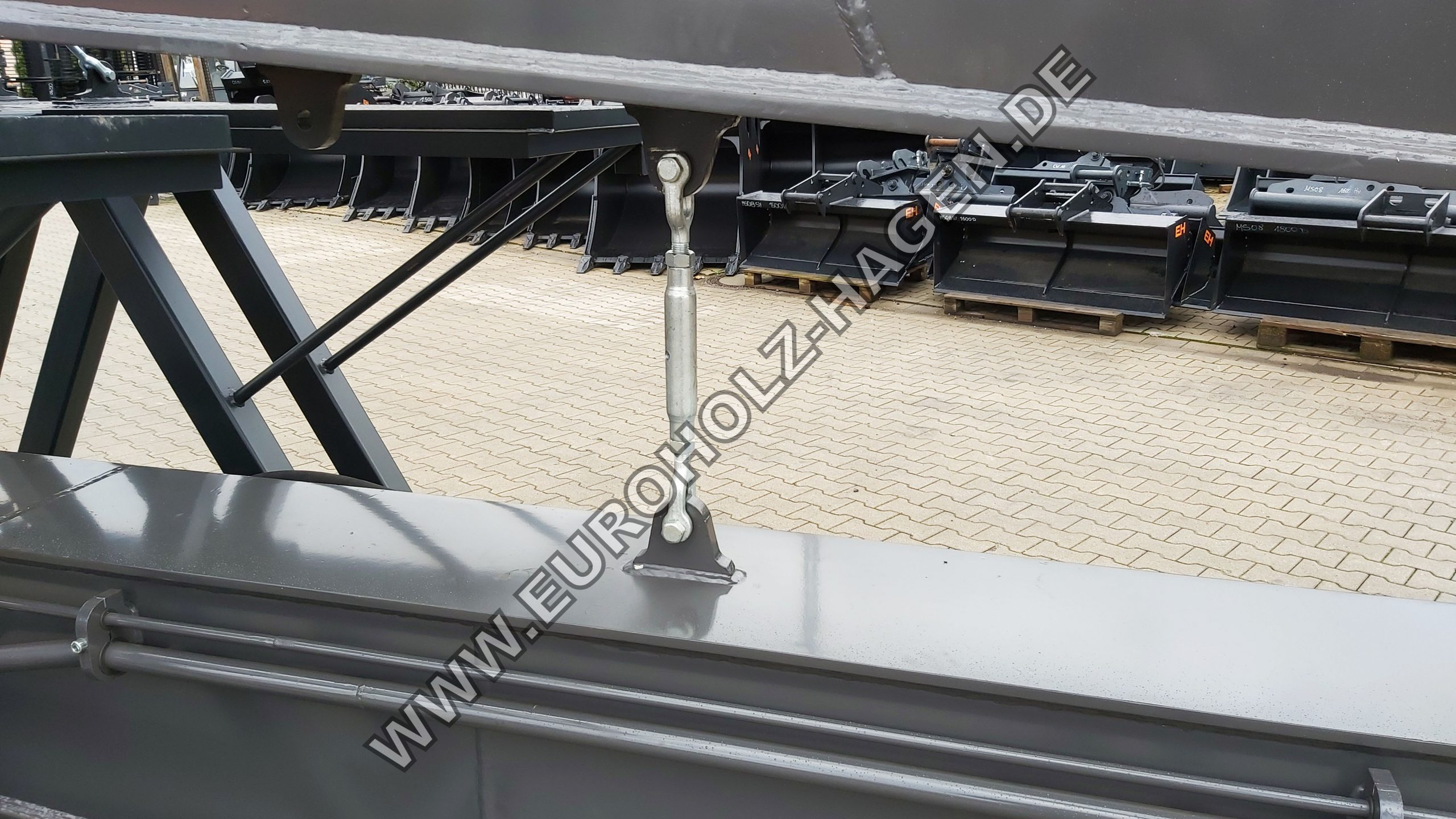 22 m Quick Coupler Long Reach for Volvo EC460
