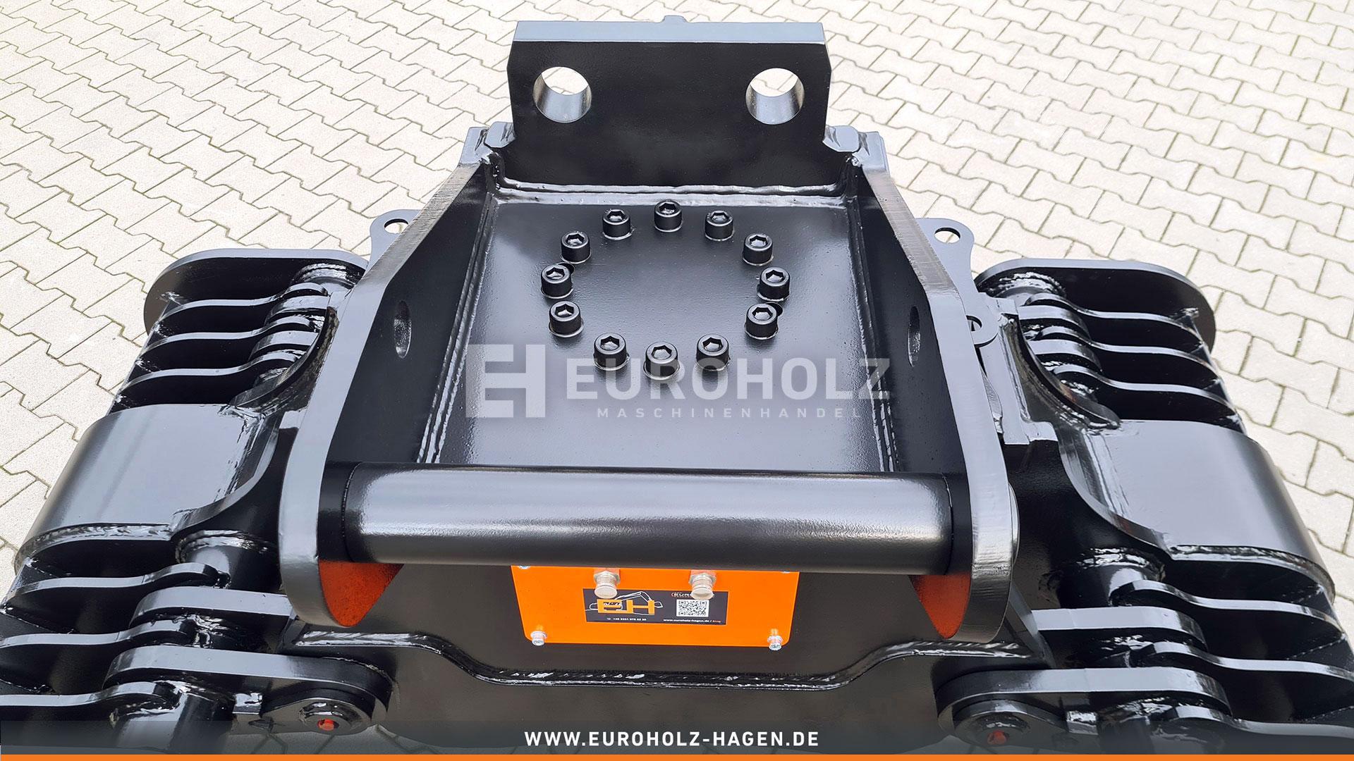 Abbruchgreifer passend für Lehnhoff MS10 / Kat. 1G