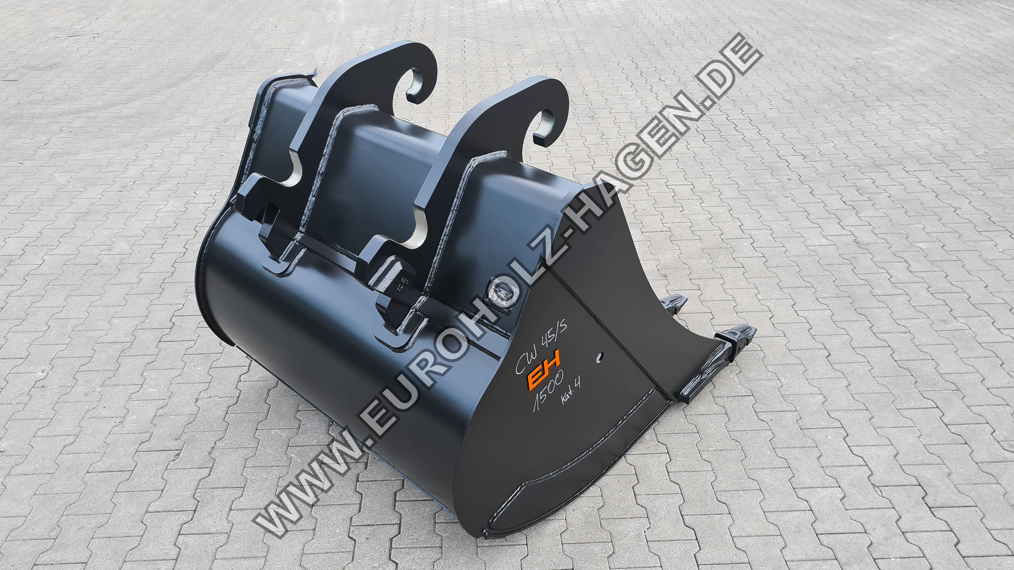 Tieflöffel passend für Verachtert CW45 S 1500 mm Kat. 4G