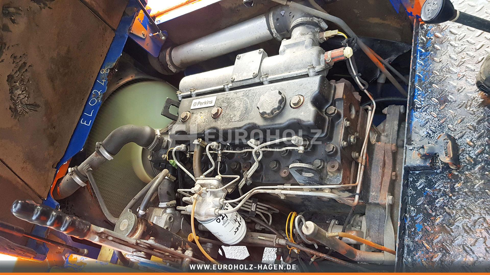 Drehkippmulde Thwaites Dumper 6 Ton Mach 166