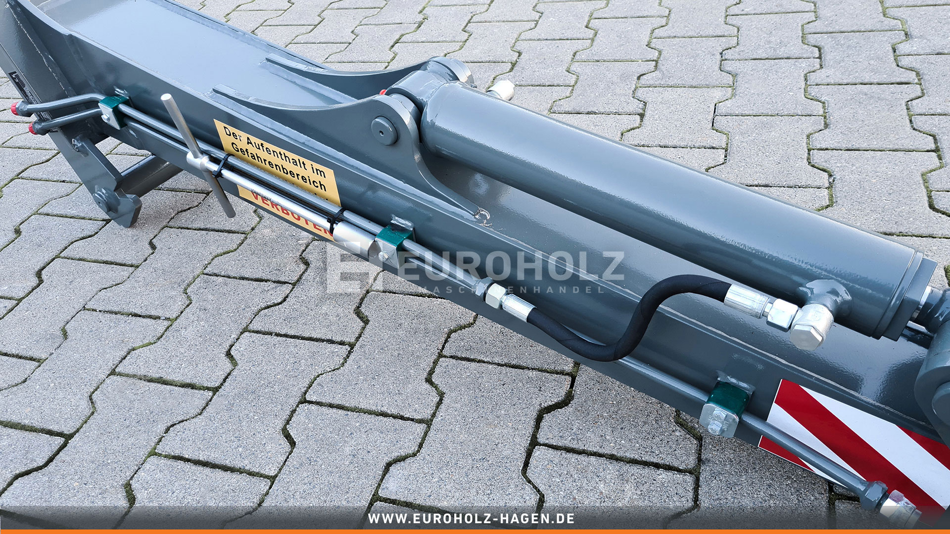 Armverlängerung passend für Lehnhoff MS03 1500 mm mit Schnellwechsler passend für MS03
