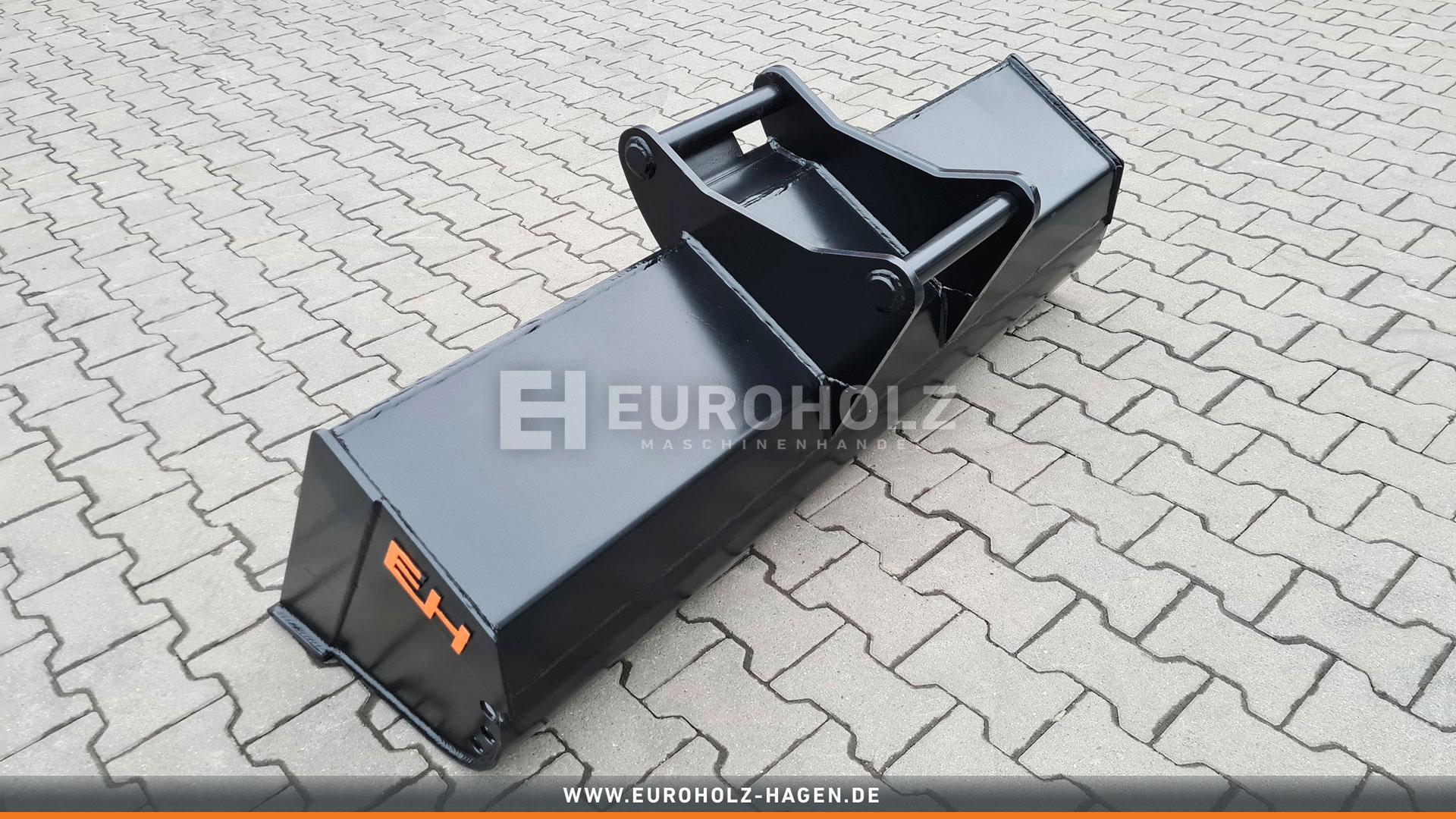 Grabenräumlöffel OilQuick OQ45 / 1600 mm / Kat. 5K