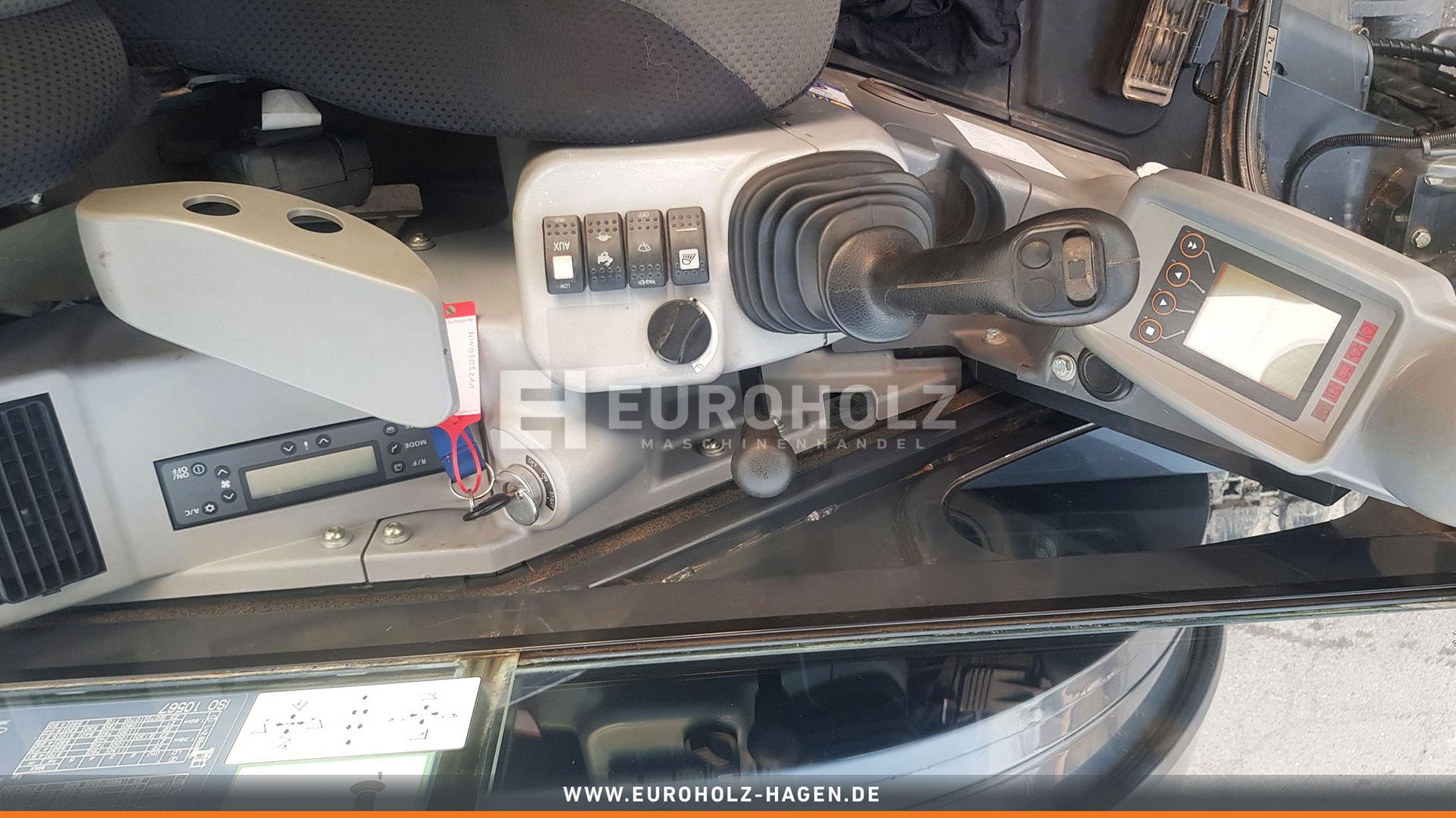 Minibagger Hitachi ZX48 U 5A MS03 auch Powertilt