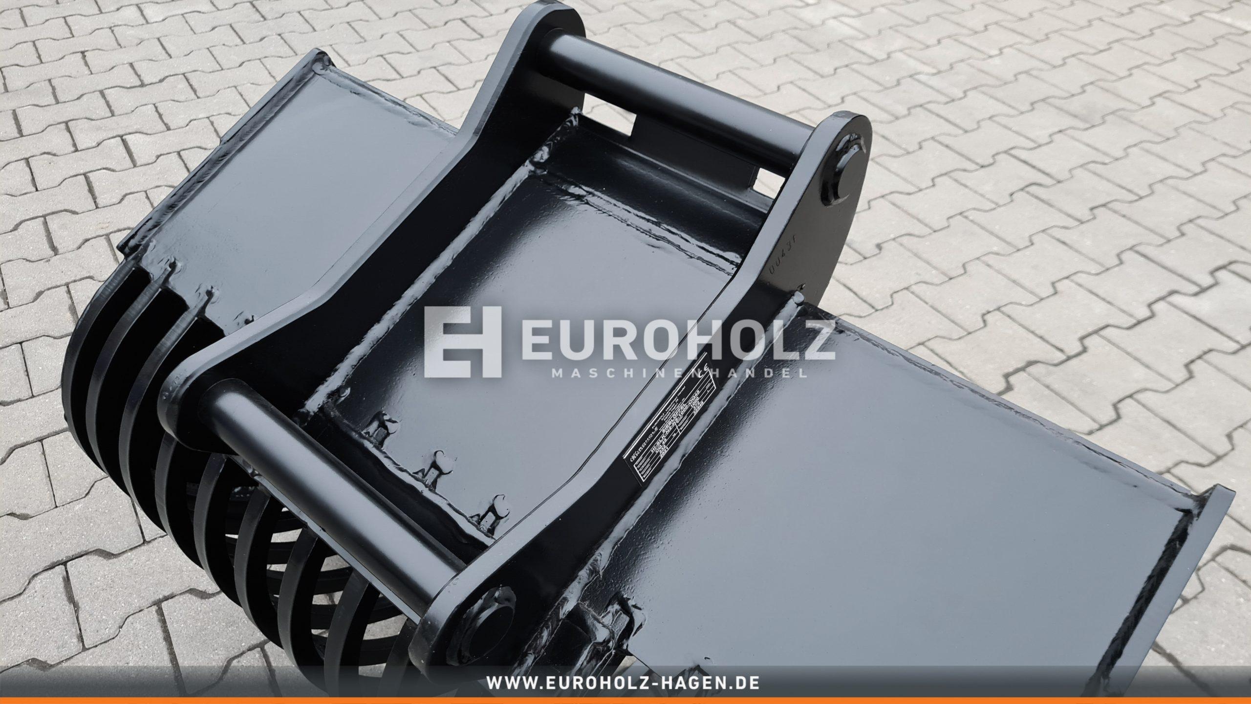 Skeleton bucket OilQuick OQ45 / 1000 mm / cat. 5K