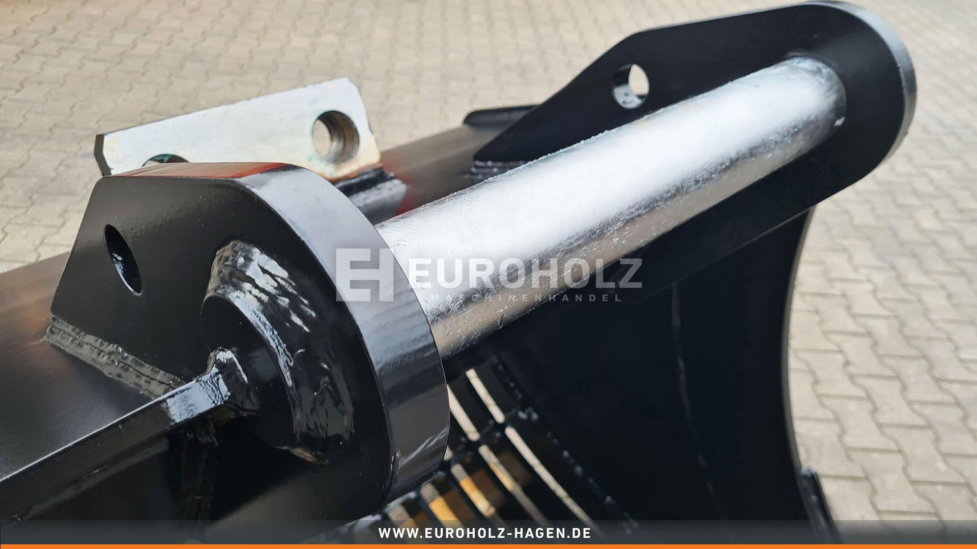 Sieblöffel passend für Lehnhoff MS21 1500 mm Kat. 4G