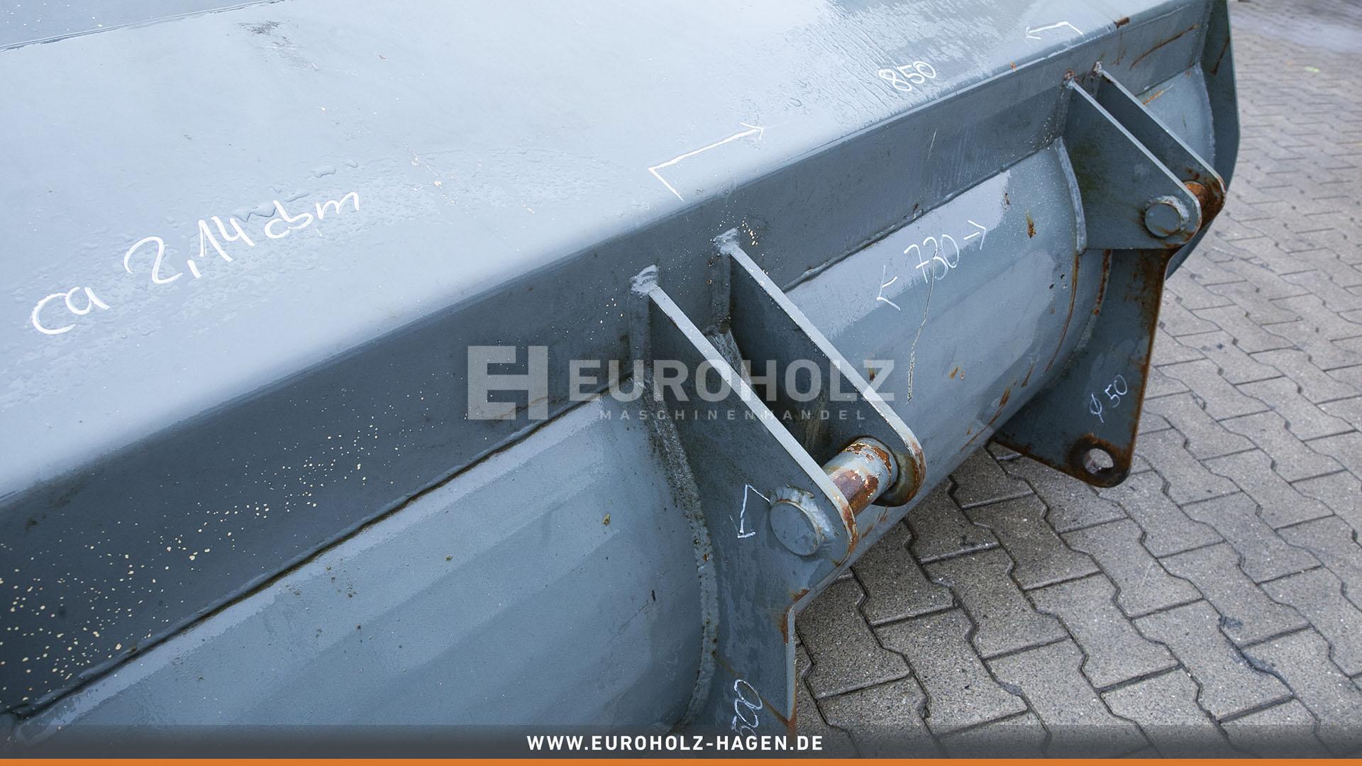 Frontschaufel passend für Schaeff SKL 844 2000 mm mit 2,14 cbm (gebr.)