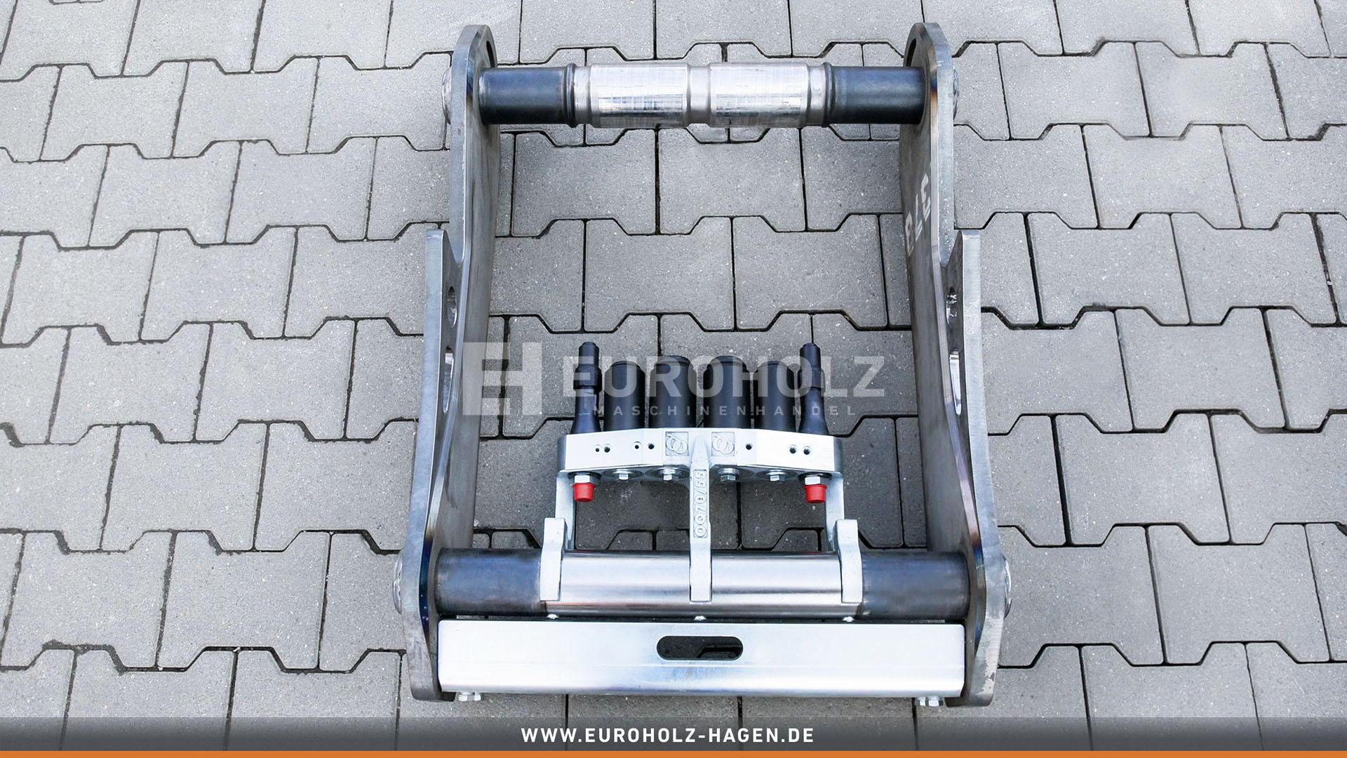 Hydraulic adapter OilQuick OQ70/55 / with couplings