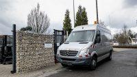 LKW Mercedes-Benz 516 Cdi 117tkm Stromerzeuger 230/380 V Werkstatt