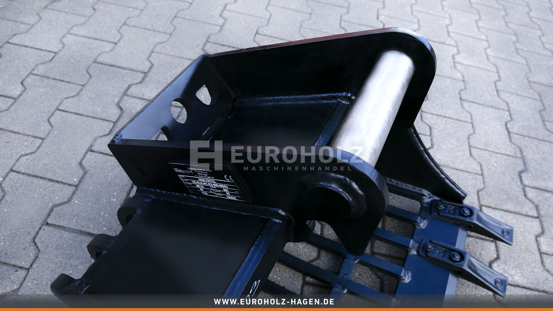 Sieblöffel passend für Lehnhoff MS03 / 600 mm / Kat. 2K