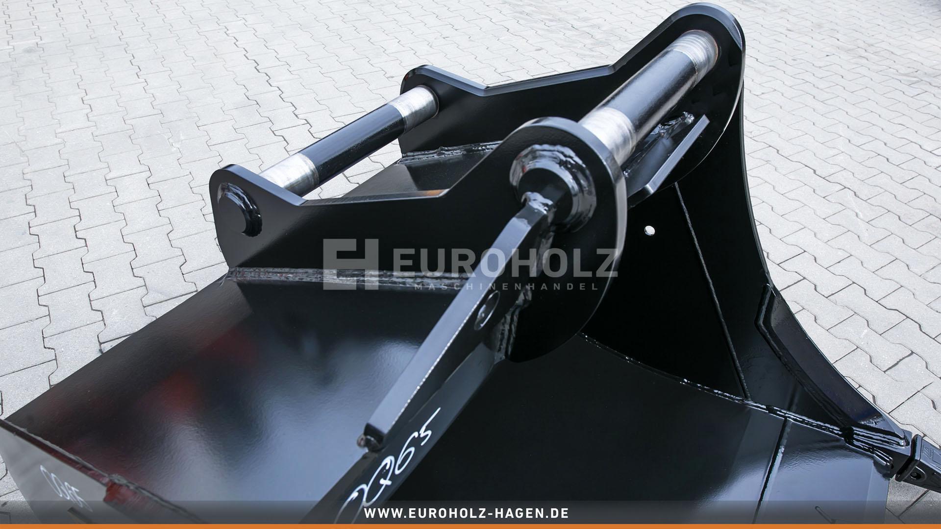Tieflöffel OilQuick OQ65 / 1400 mm / Kat. 2G