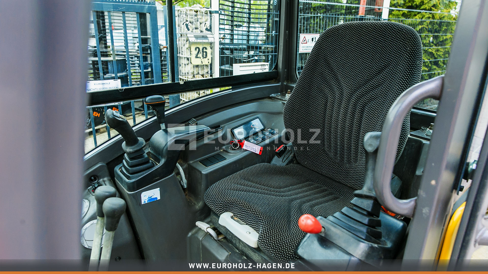 Minibagger Volvo ECR 25D SW MS03