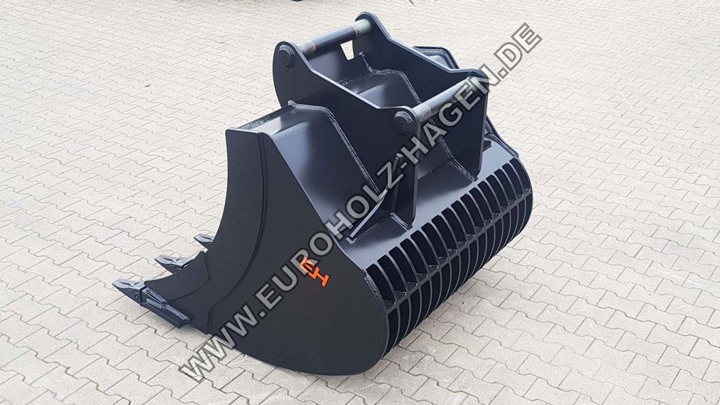 Skeleton bucket OilQuick OQ70-55 / 1600 mm / cat. 3G
