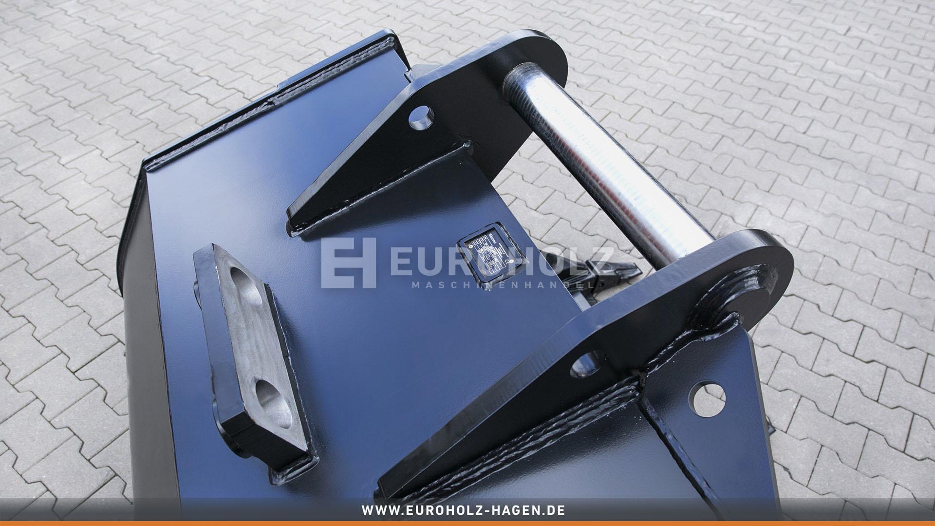 Tieflöffel passend für Lehnhoff MS21 / 1500 mm / Kat. 3G