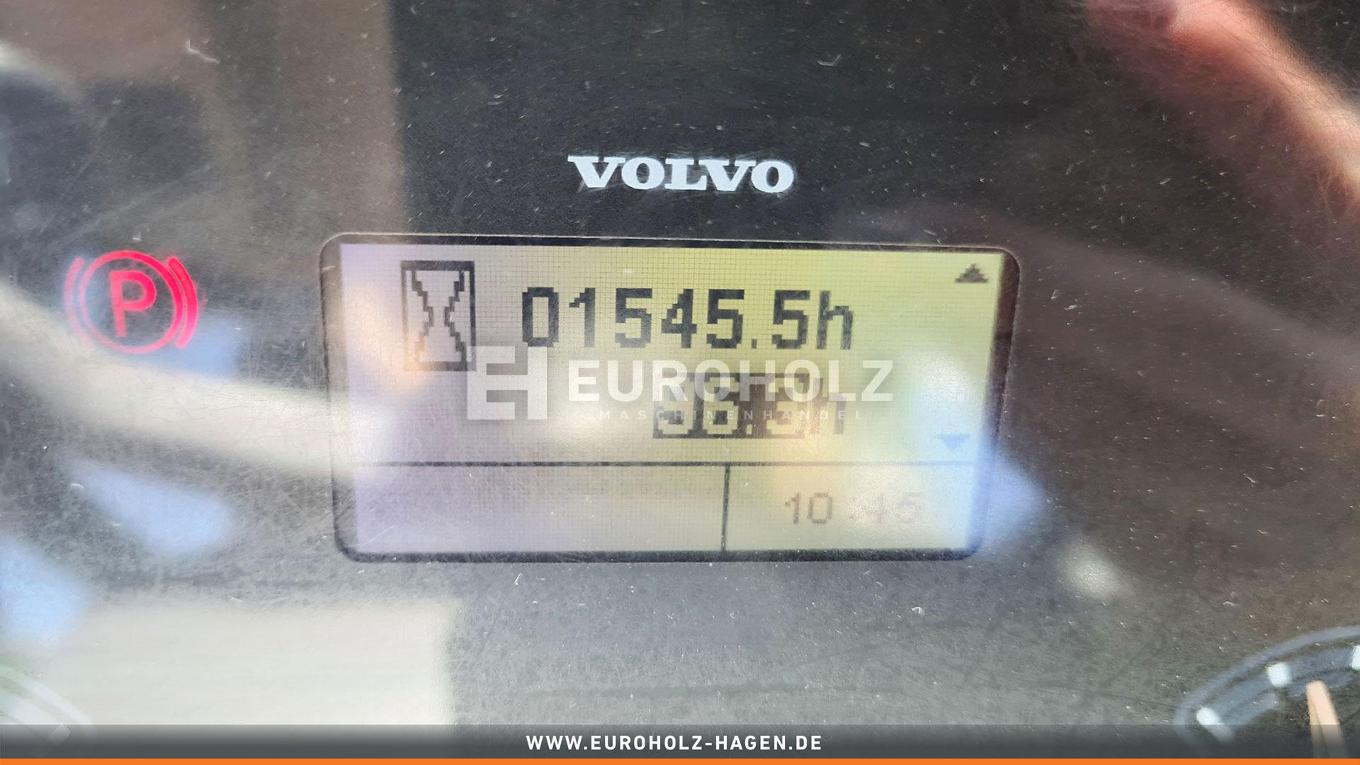Radlader Volvo L 30 G 4x4 Allrad nur 1545 Bh
