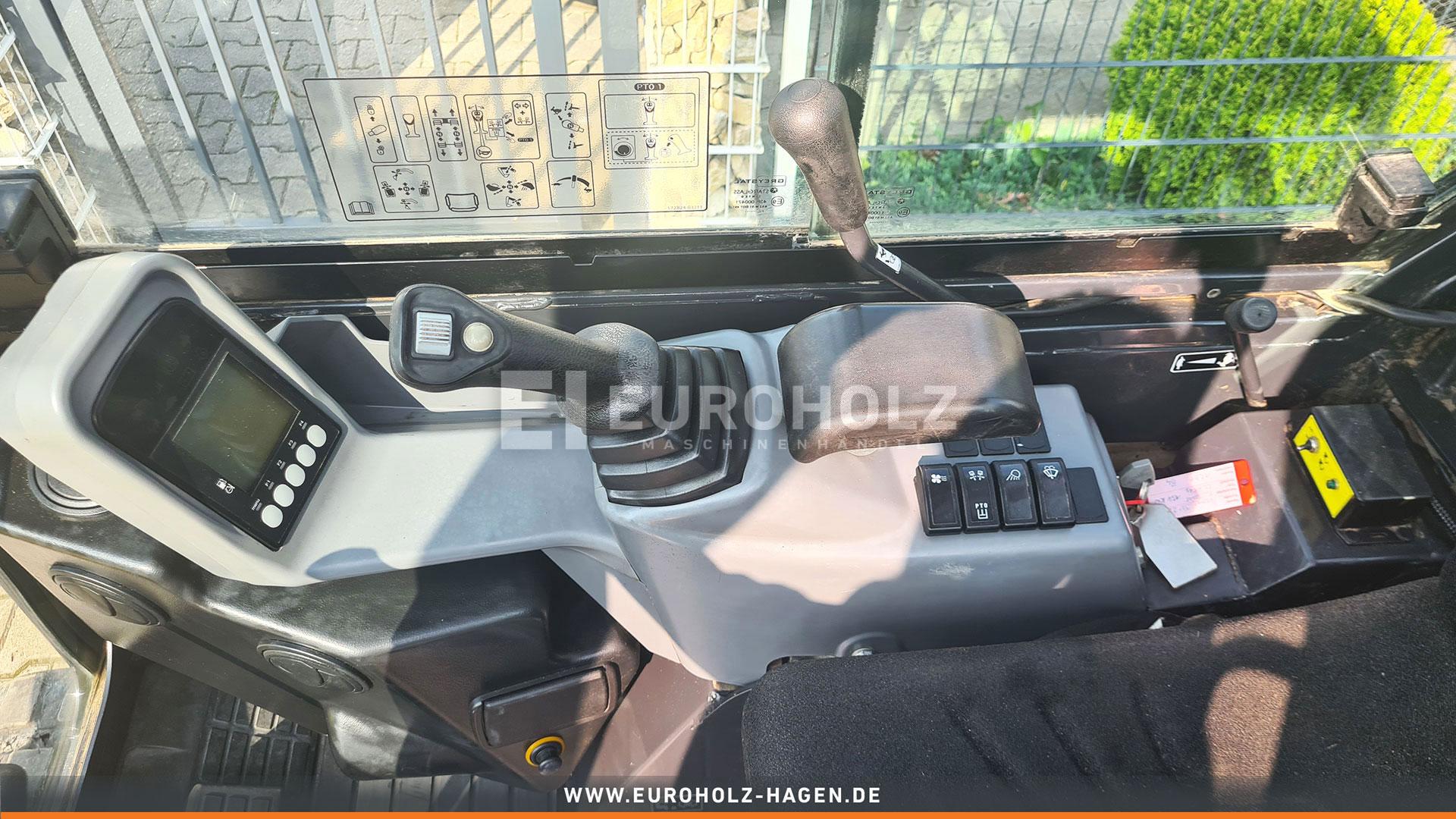 Minibagger Yanmar SV 22 2275 kg mit MS 03