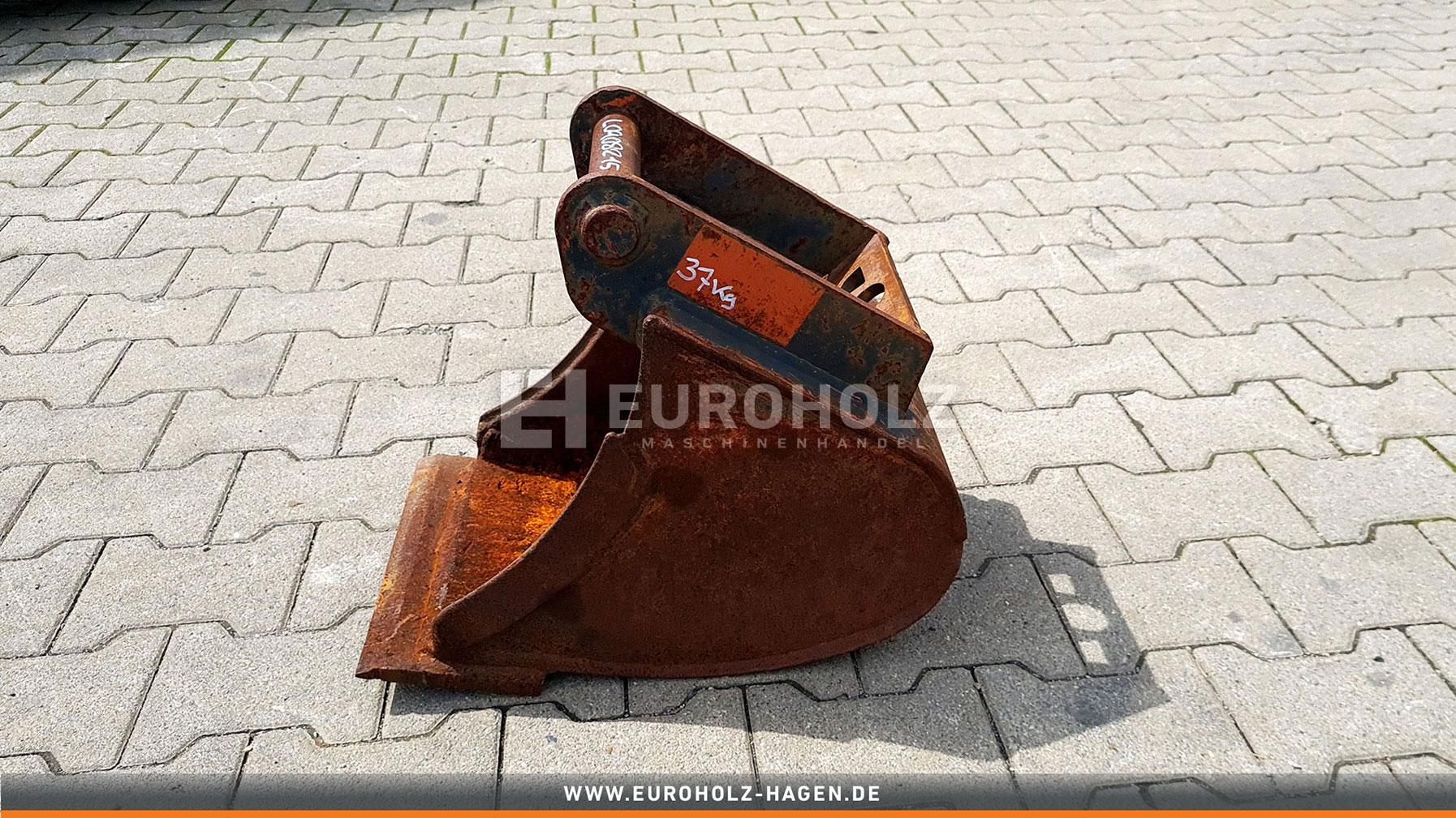 Tieflöffel passend für MS01 300 mm (gebr.)