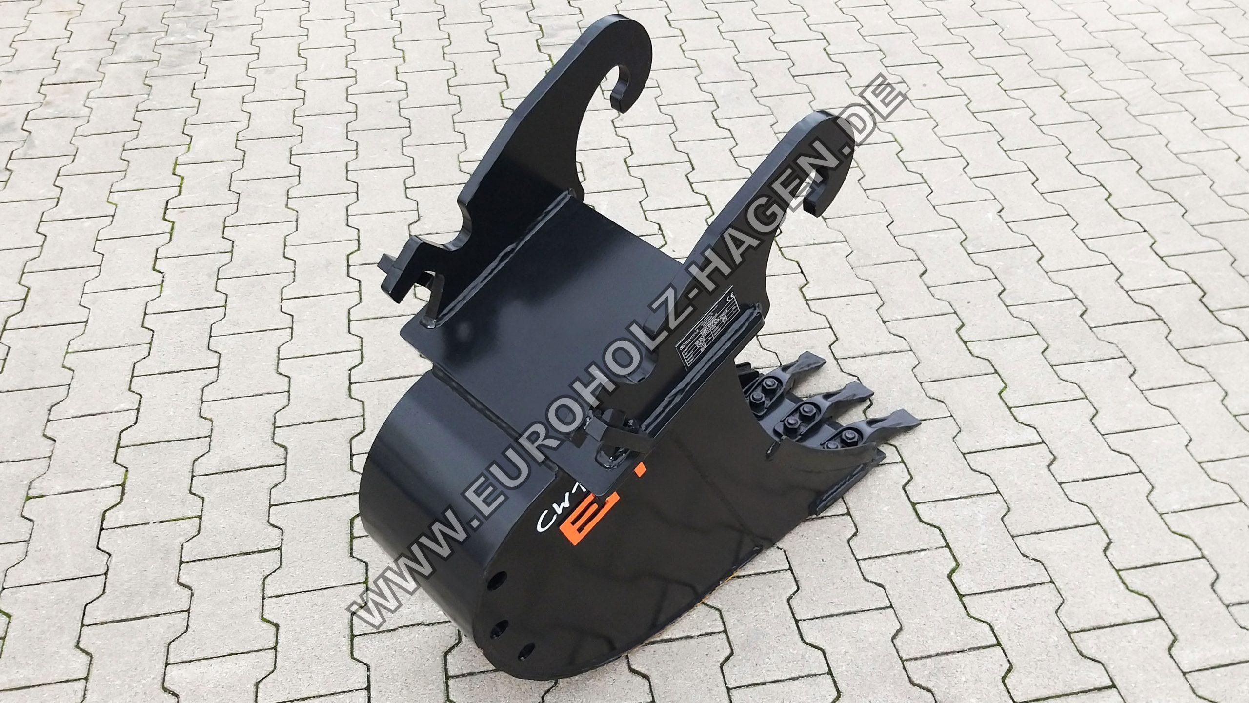 Digging bucket suitable for Verachtert CW10 / 300 mm / cat. 5K