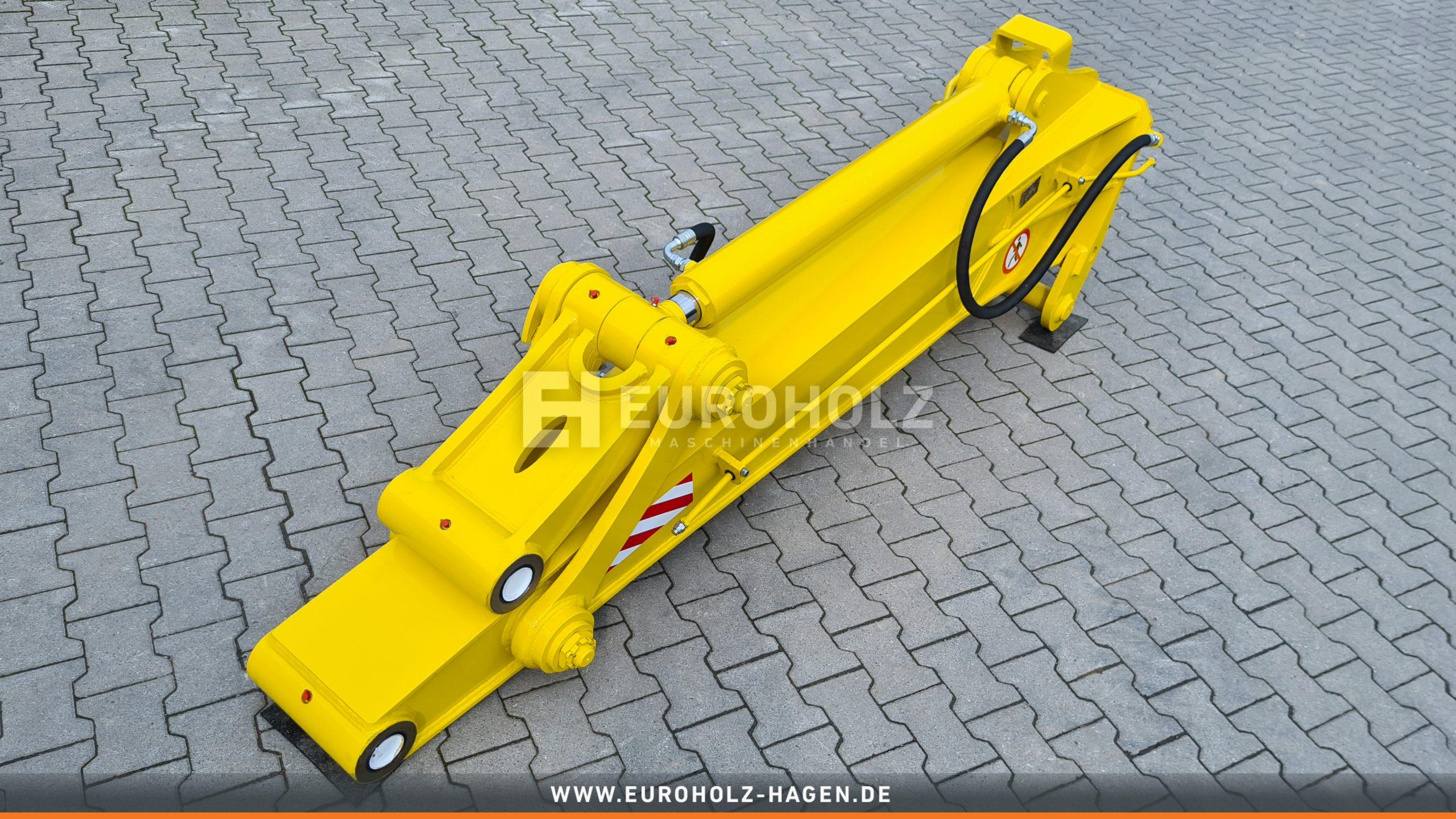 Armverlängerung passend für Lehnhoff MS21 / 2500 mm / Kat. 3G