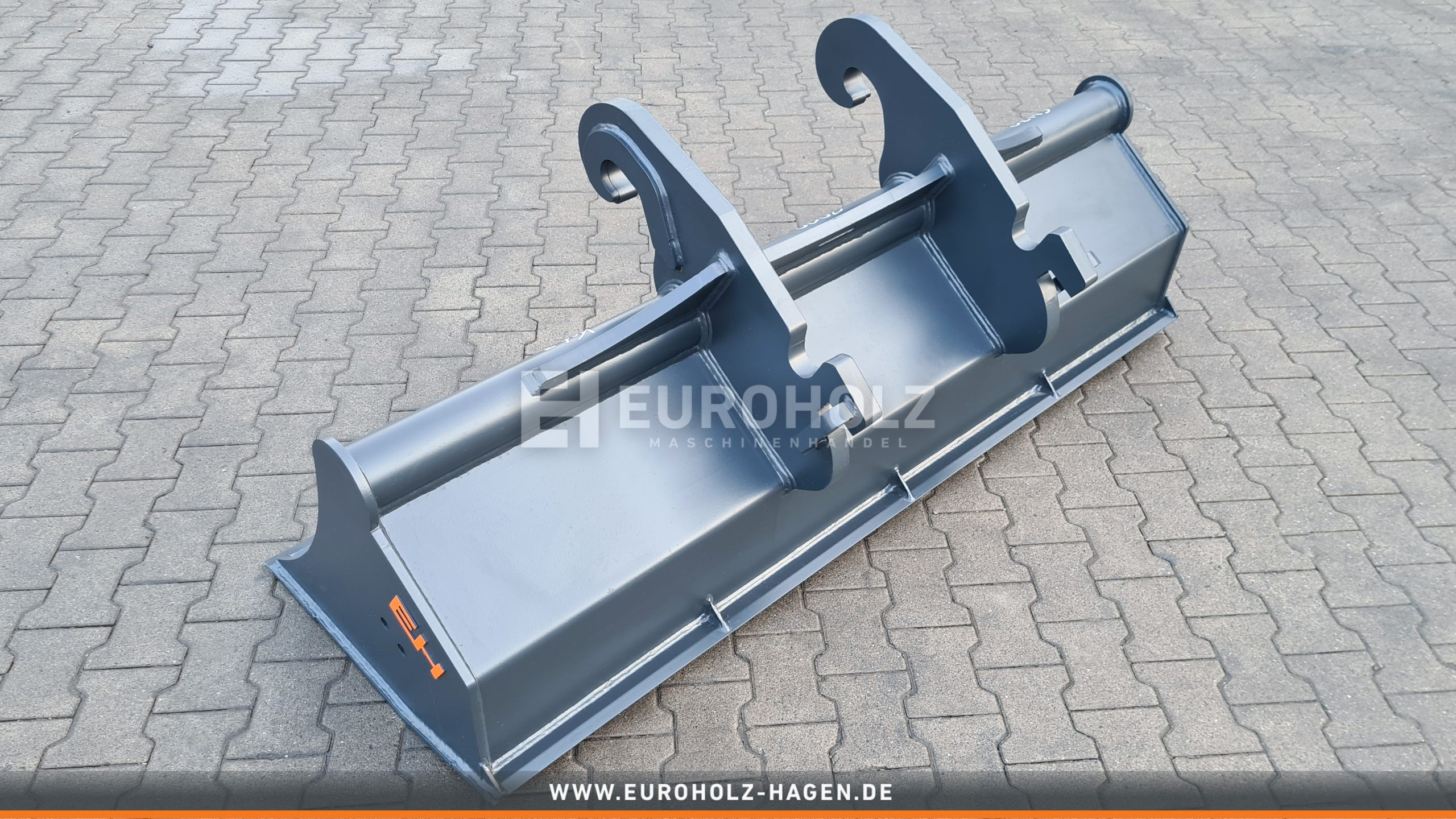 Ditch cleaning bucket suitable for Verachtert CW30 / 2000 mm / cat. 3G