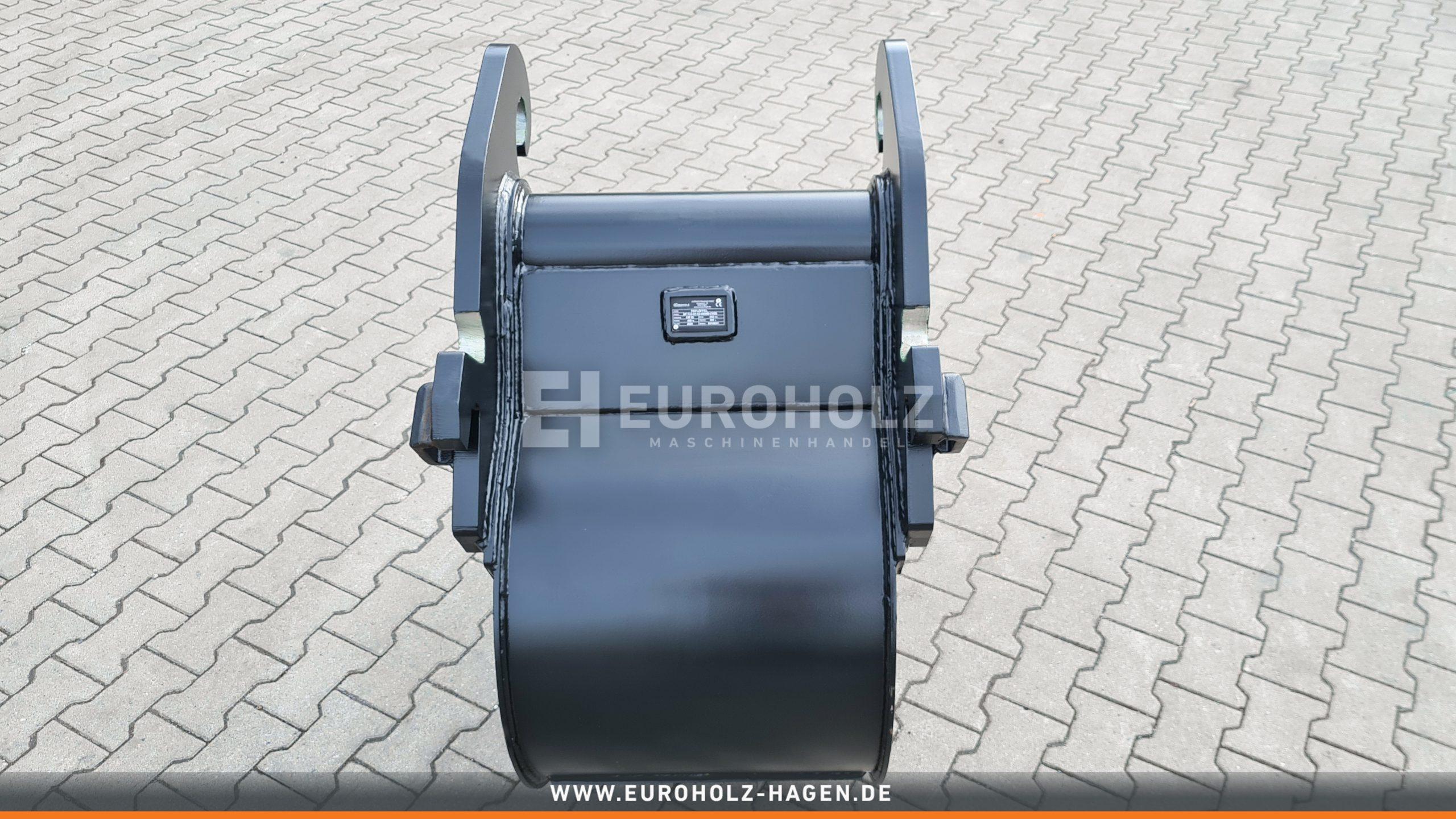 Digging bucket suitable for Verachtert CW20 / 600 mm / cat. 2G