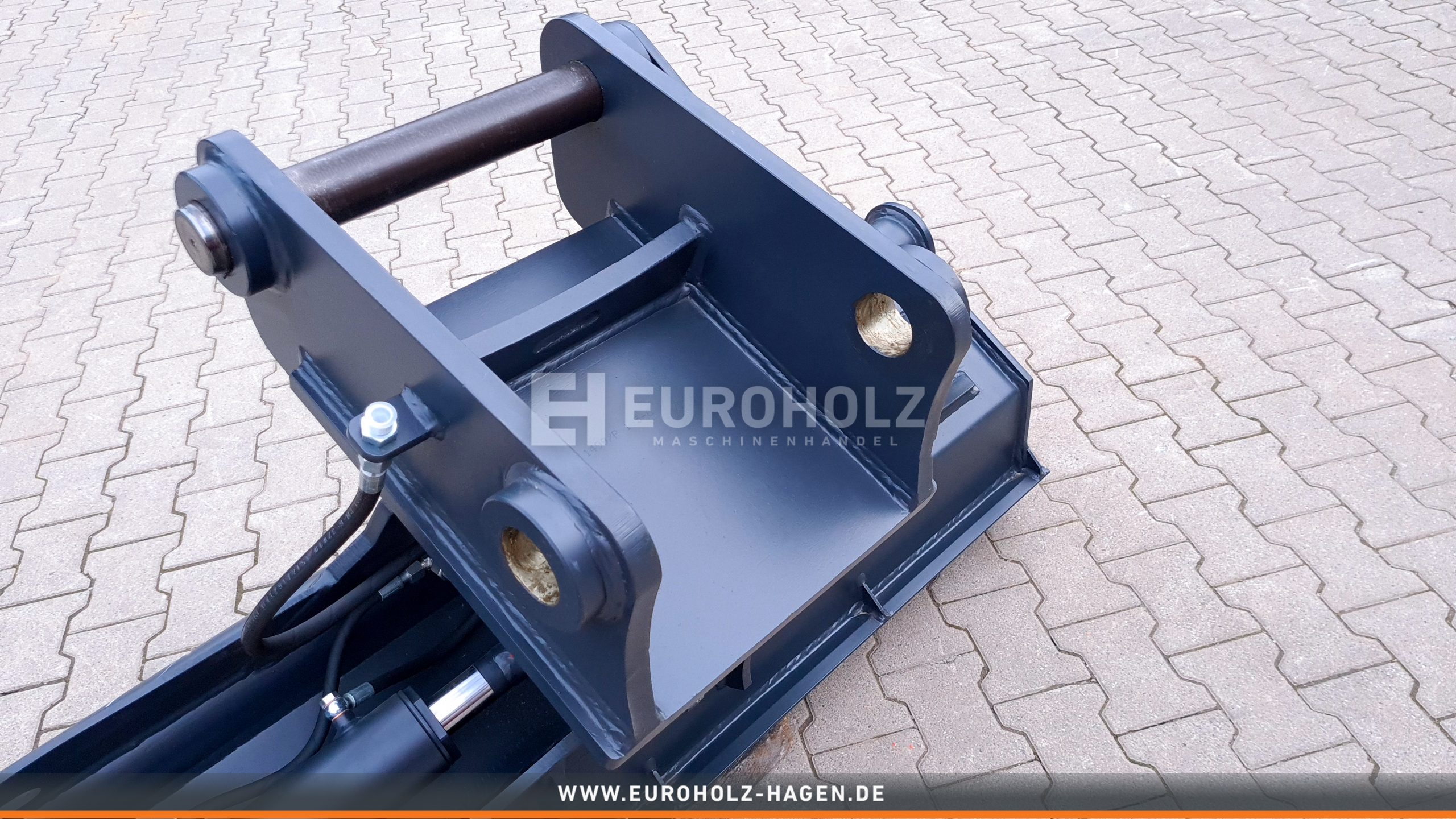 Hydraulic ditch cleaning bucket suitable for Liebherr SW33 / 1700 mm / cat. 1G